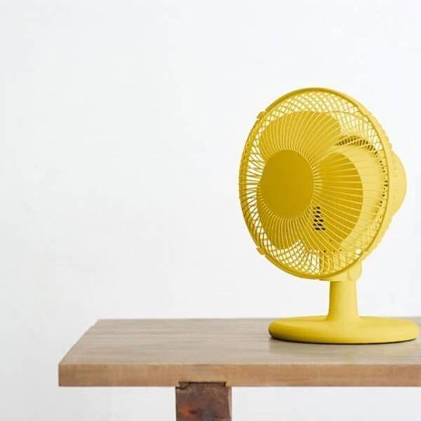 暑い時期の強い味方!扇風機・サーキュレーターで効率よく空気を循環しよう
