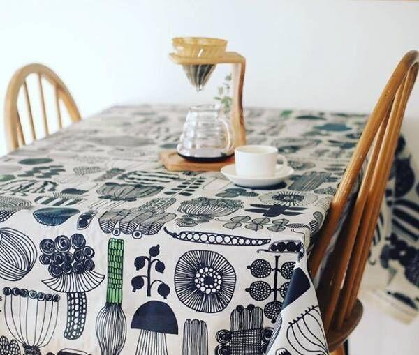 ダイニングテーブル カフェ風3