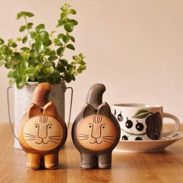 我が家に迎えるリサ・ラーソンの世界!可愛らしい陶芸作品をご紹介