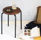 ちょっとしたスペースに♪日常使いに便利なサイドテーブル&ミニテーブル