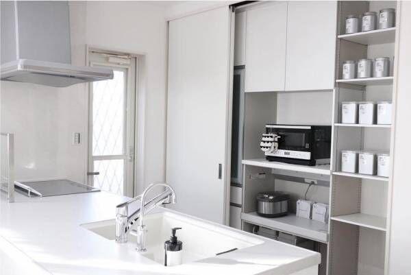 キッチン時間を楽しく過ごそう!理想の愛されキッチンに近づくアイデア満載です。