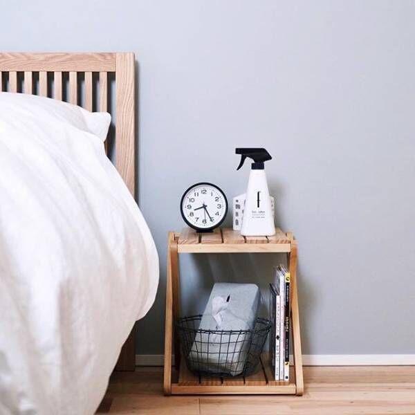 ベッドサイドのインテリア集!素敵なベッド周りで朝までぐっすり♡