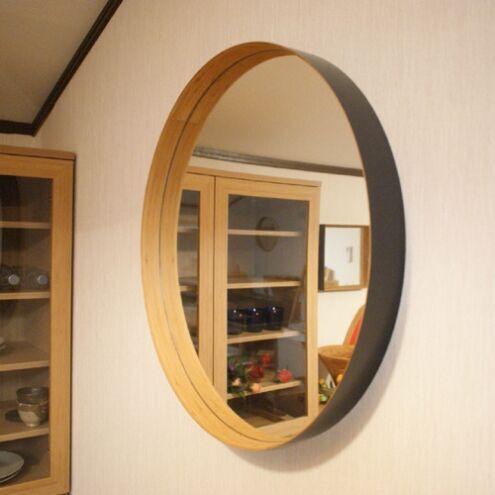 ゼロ 竹の掛け鏡