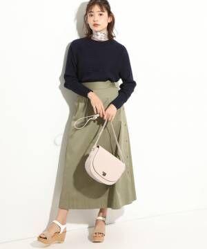 [ViS] 【泉里香さん着用】バラエティパターンスカーフ