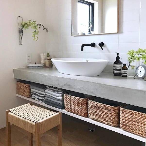 365日毎日使う!【洗面所】はきちんと整理して美しく収納するべし☆