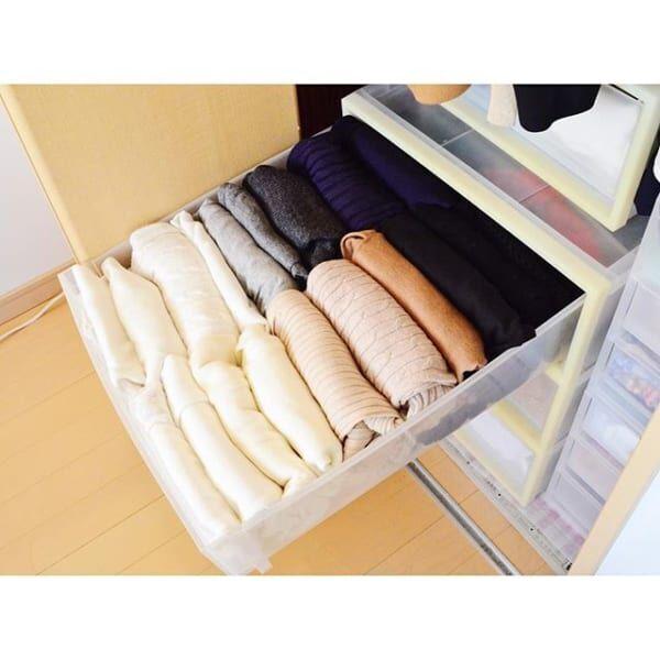 衣類の収納3