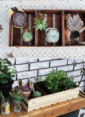 ガーデンボックス DIY3
