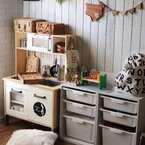 子ども部屋のスッキリはおもちゃ&絵本収納がカギ!参考にしたい収納例