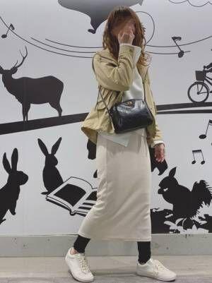 春スカート2