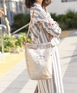 [BABYLONE] 【VIMPETS】別注 PVC BAG