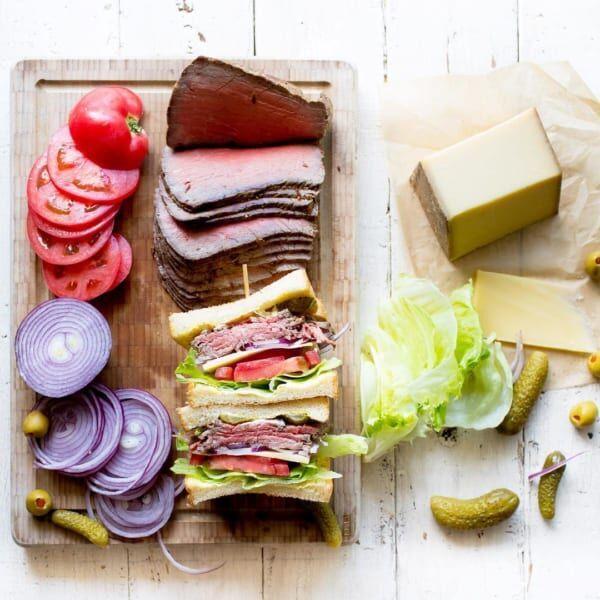 パンと具材のプレミアムな食感を楽しもう♡《サンドウィッチ&オープンサンド》特集