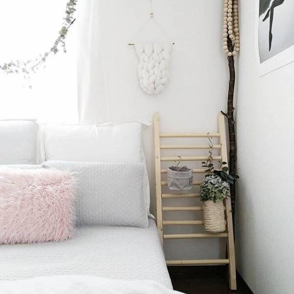 寝室インテリアラダー