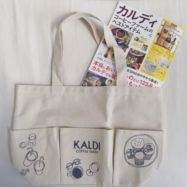 KALDIのトートバッグ