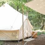 アウトドアに温もりを♪布製のアイテムを使ってキャンプをもっとおしゃれに!