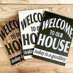 お客様をおしゃれにお出迎え☆かっこいい「男前ウェルカムボード」をDIYしてみよう!