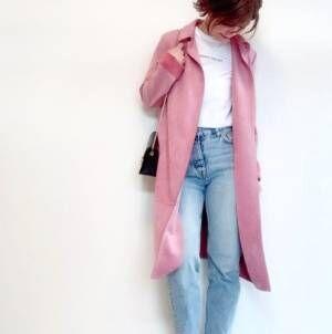 【GU・ユニクロetc.】可愛らしさをプラス♡ピンクアイテムで大人女子コーデ