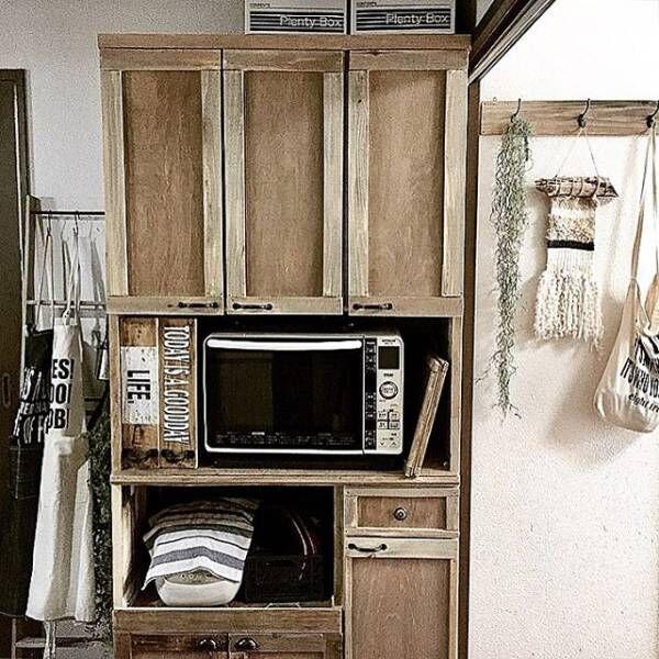 炊飯器収納