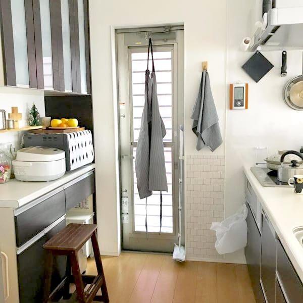 整理整頓が苦手な方必見!簡単&楽チンな「吊るす収納」で家の中をすっきり整えよう♪