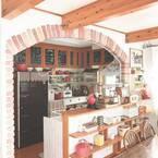 キッチンカウンターの使い方アイデア!デッドスペースを作らない工夫って?