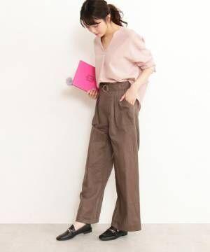 [N.(N. Natural Beauty Basic)] ドライポプリンシャツ