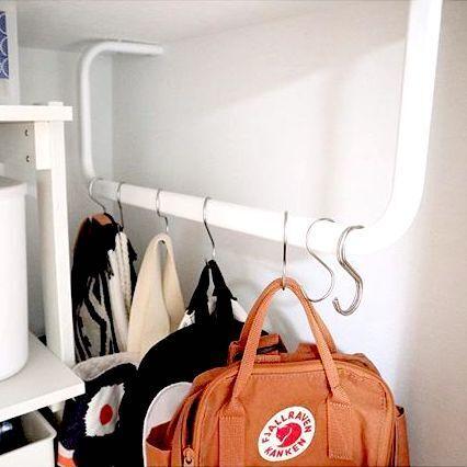 スムーズに手に取りやすい!いろいろなアイテムを使ってバッグをきれいに収納しよう