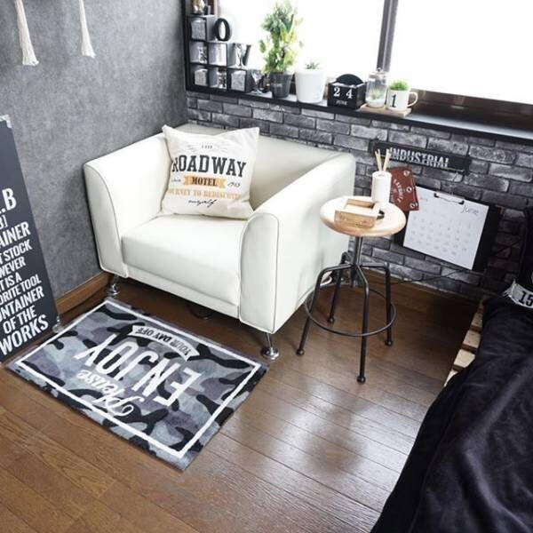 一人掛け用のソファ