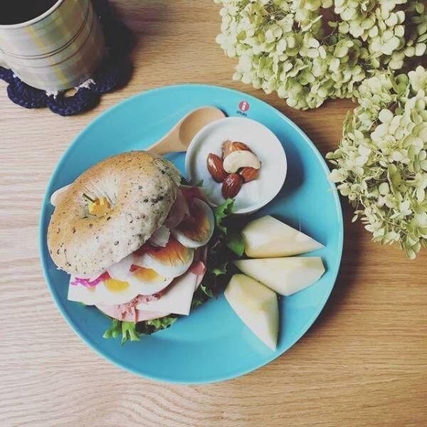 サンドイッチの盛り付け方アイデア10