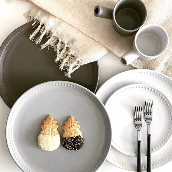 【キャンドゥ・セリア・ダイソー】お洒落で可愛い♪テーブルウェアをご紹介