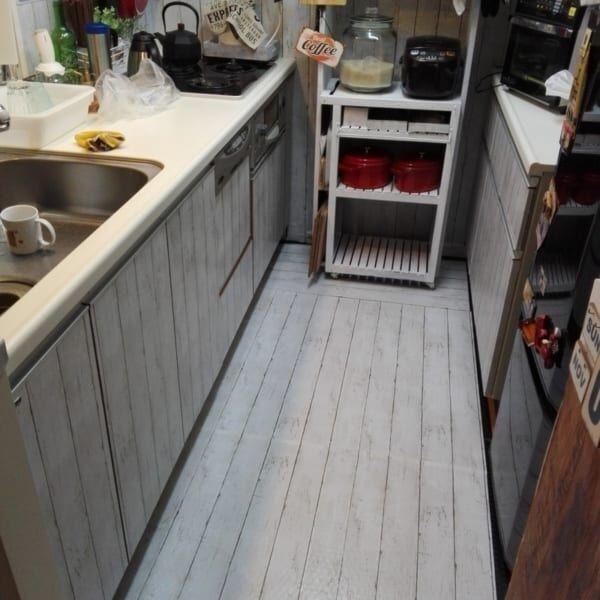 キッチン DIY3