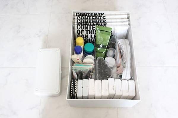 家族みんなで使う薬箱