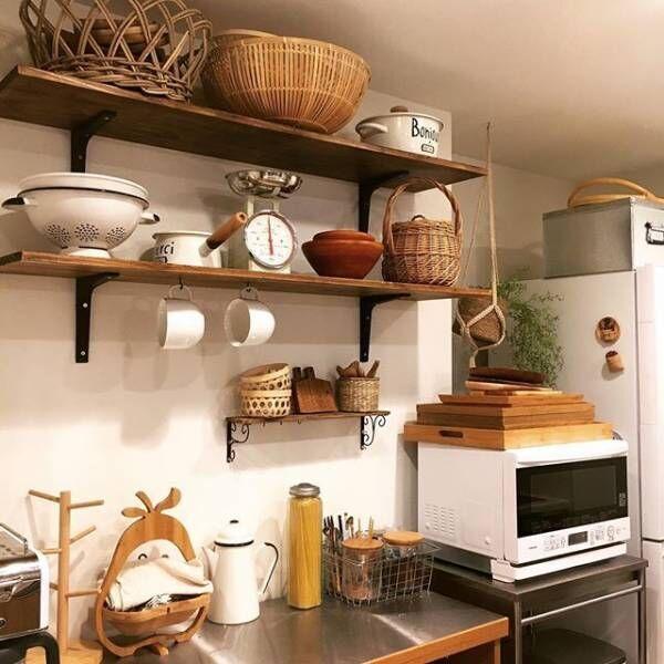 キッチン家電 設置