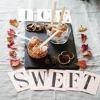 手作りお菓子にプラスα!おしゃれに盛り付け&演出するアイデア実例をご紹介します♡