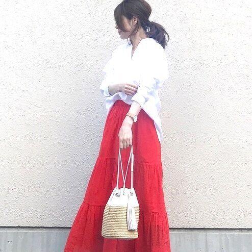 【ユニクロetc.】きちんと感をGETして!プチプラシャツで作る大人女子コーデ