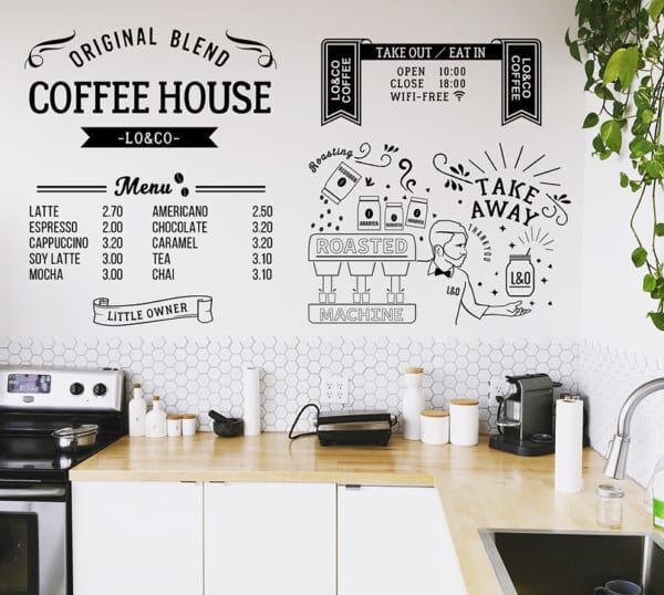おうちのコーヒーコーナー