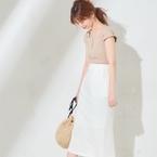 初夏に映える爽やかカラー♡《白トップス・白ボトムス》を今年らしく着こなす!