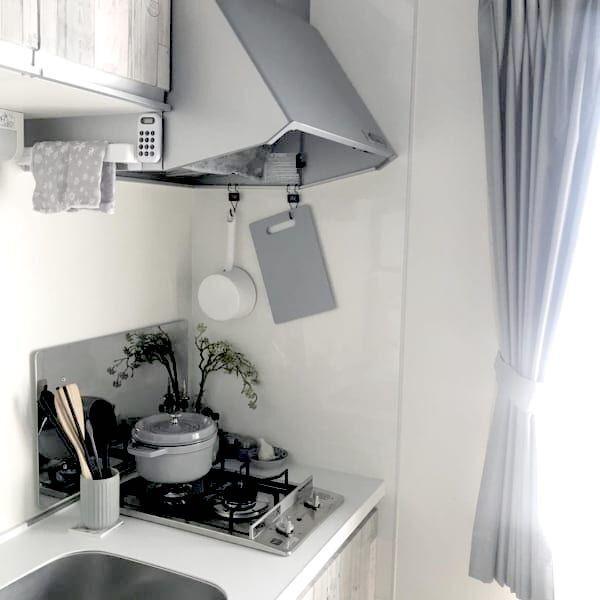 おしゃれな一人暮らしさんの「キッチン&収納」特集!今すぐ参考になるアイデア特集☆