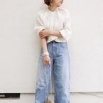 【ユニクロ】のパンツでカジュアルに♡今すぐ真似できるプチプラコーデ!