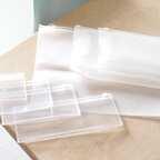 【連載】細々した小物の収納に!無印「EVAケース・クリアケース」活用法