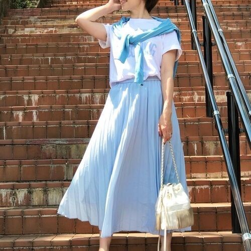 【ユニクロ・GU・しまむら】でGET!プチプラスカートで大人可愛いコーデを楽しもう♡