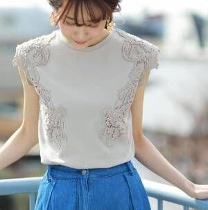 夏にマストなTシャツ&カットソー!大人女性のカジュアル過ぎないおしゃれ着こなし