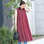 今、ワンピースを着るなら「レイヤード」がかわいい♡お手本コーデ15選