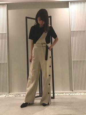 [UNITED TOKYO] ワンサイド2WAYオールインワン