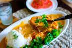 【連載】調味料は2つ!ある食材で「絶品エスニックなエビカレー」を15分で作ろう!