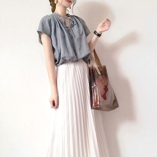 【ユニクロ・GU・しまむら】プチプラスカート祭り!プチプラでも大人かわいい着こなしを♡