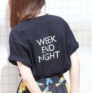 上品なデザインが豊富♡《ROPE PICNIC》の大人Tシャツコレクション