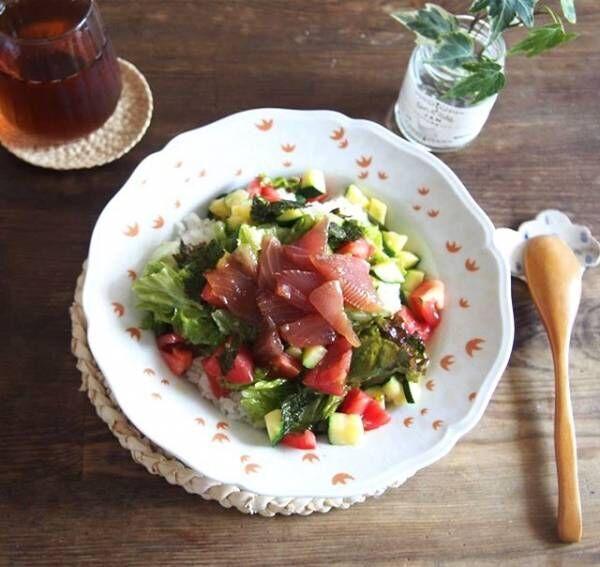 《夏野菜》で彩る夏のテーブルアイデア集!おしゃれで美味しいお家ご飯