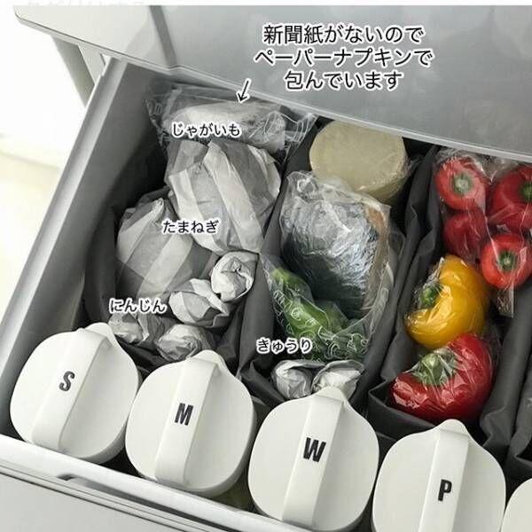 野菜 保存方法2