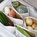 野菜の傷みが気になる夏。野菜別保存方法と使いやすい野菜室の作り方