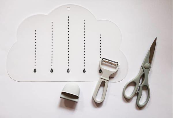雲形まな板シート