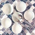 新商品もご紹介♡【セリア】のモノトーンのテーブルウェアが今アツイ!